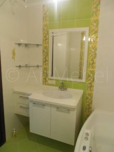 мебель на заказ в ванную