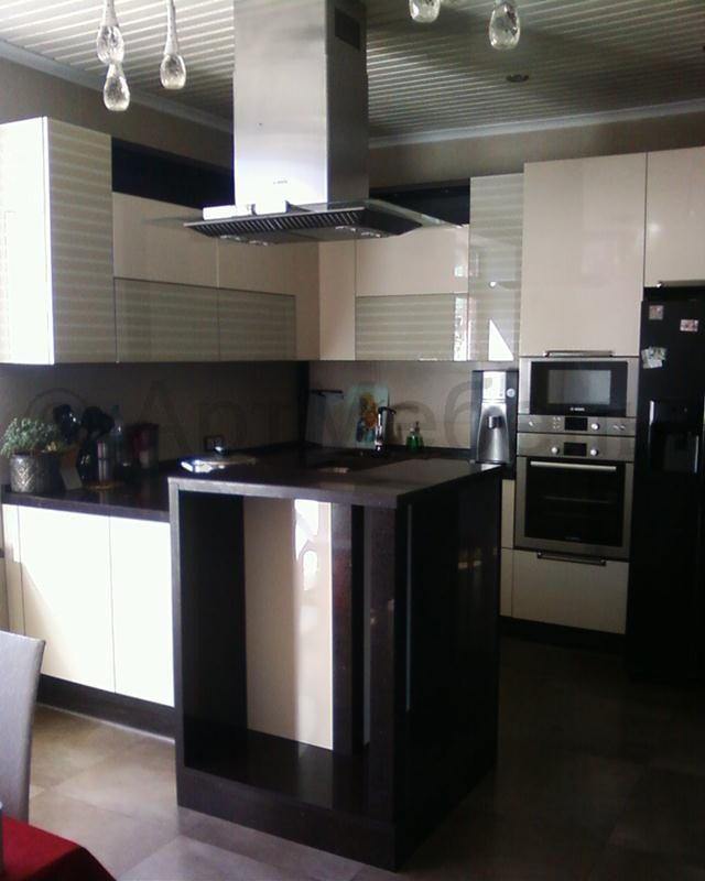 кухня в стиле модерн на заказ
