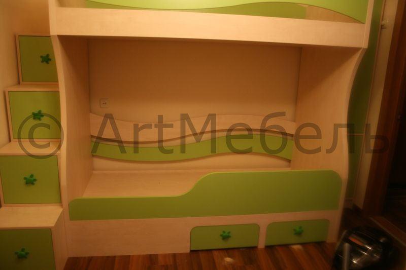 заказать мебель в детскую спальню