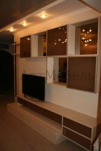 мебель для гостиной - проектирование, производство, установка в Одессе и Ильичёвске