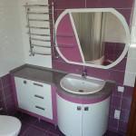 заказать мебель для ванной комнаты