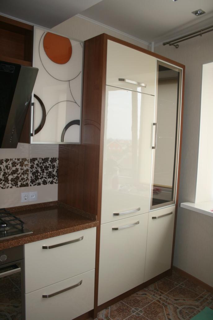проектиррование мебели для кухни