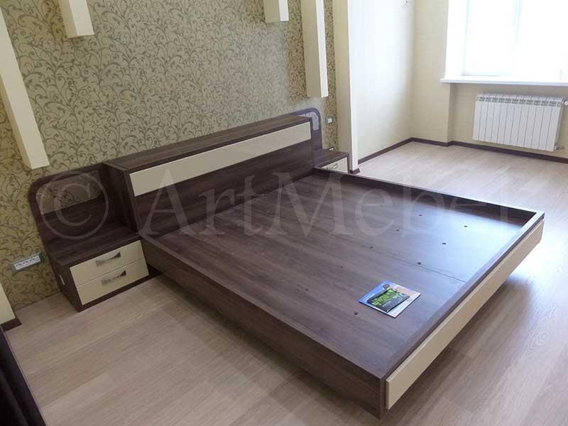 изготовление кровати на заказ