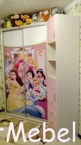 Купить шкаф купе для детской комнаты