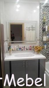 Производство и установка мебели для ванной комнаты