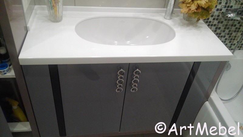Мебель для ванной комнаты заказать в Одессе