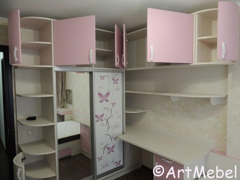 Разработка и производство детской мебели
