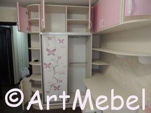 Детские шкафы купе заказать в Одессе