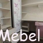 Заказать шкафчики для детской комнаты в Одессе