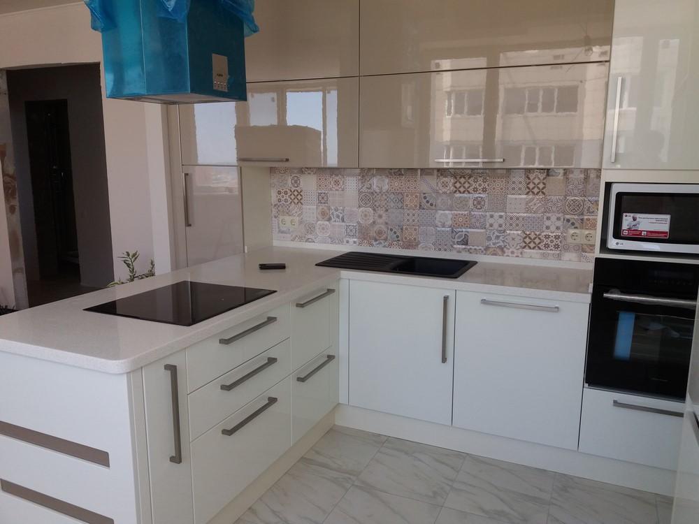 проектирование и производство кухонь в Одессе