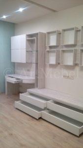 заказать в Одессе мебель в гостиную комнату