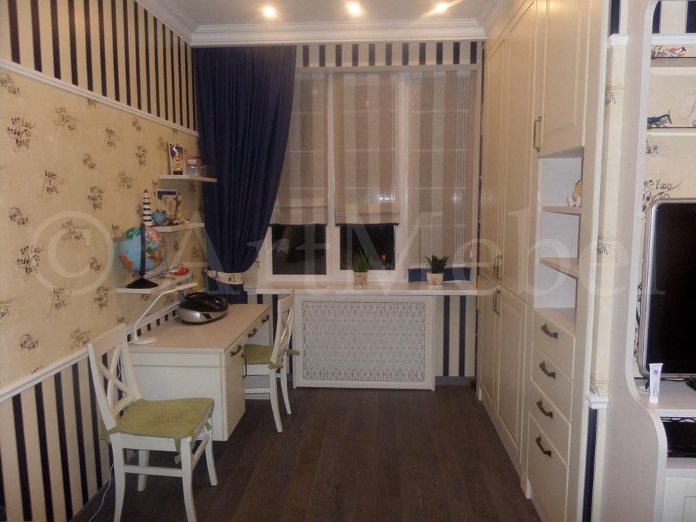 заказать мебель в детскую комнату