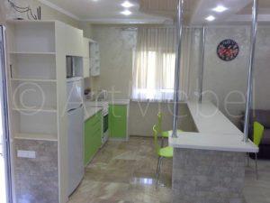 мебель для простой кухни