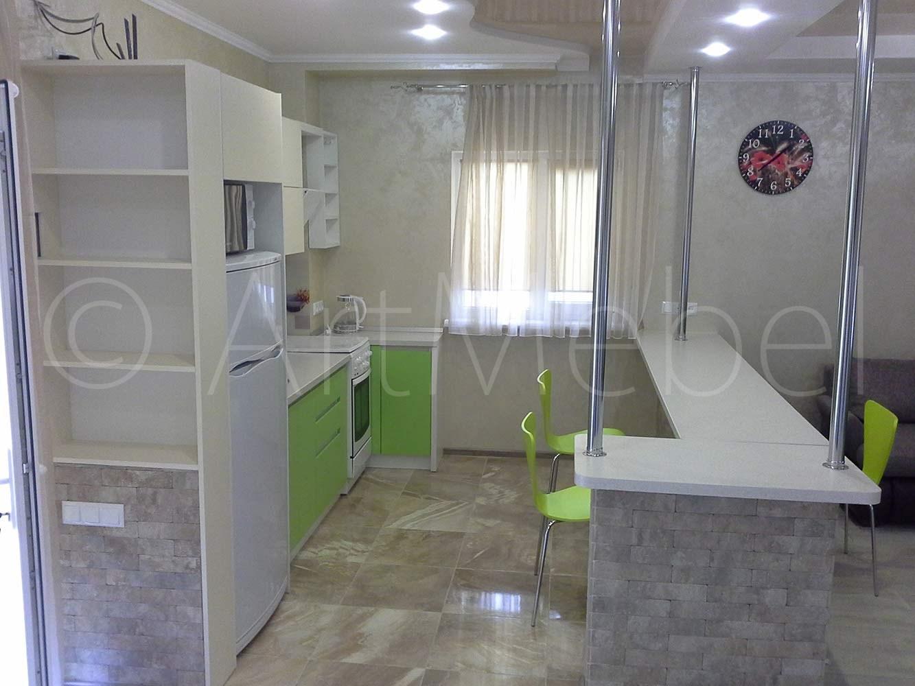 заказать мебель для кухни Одесса