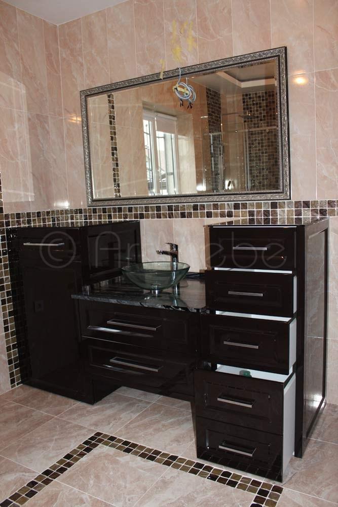 заказать мебель в ванную комнату
