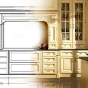 стоимость погонного метра кухонного гарнитура расчет