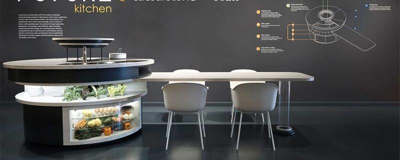 дизайн и устройство современной кухни