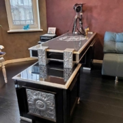кабинетный стол под заказ