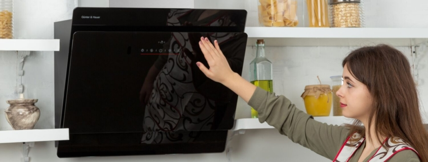 LEONA 7: кухонна витяжка Günter & Hauer